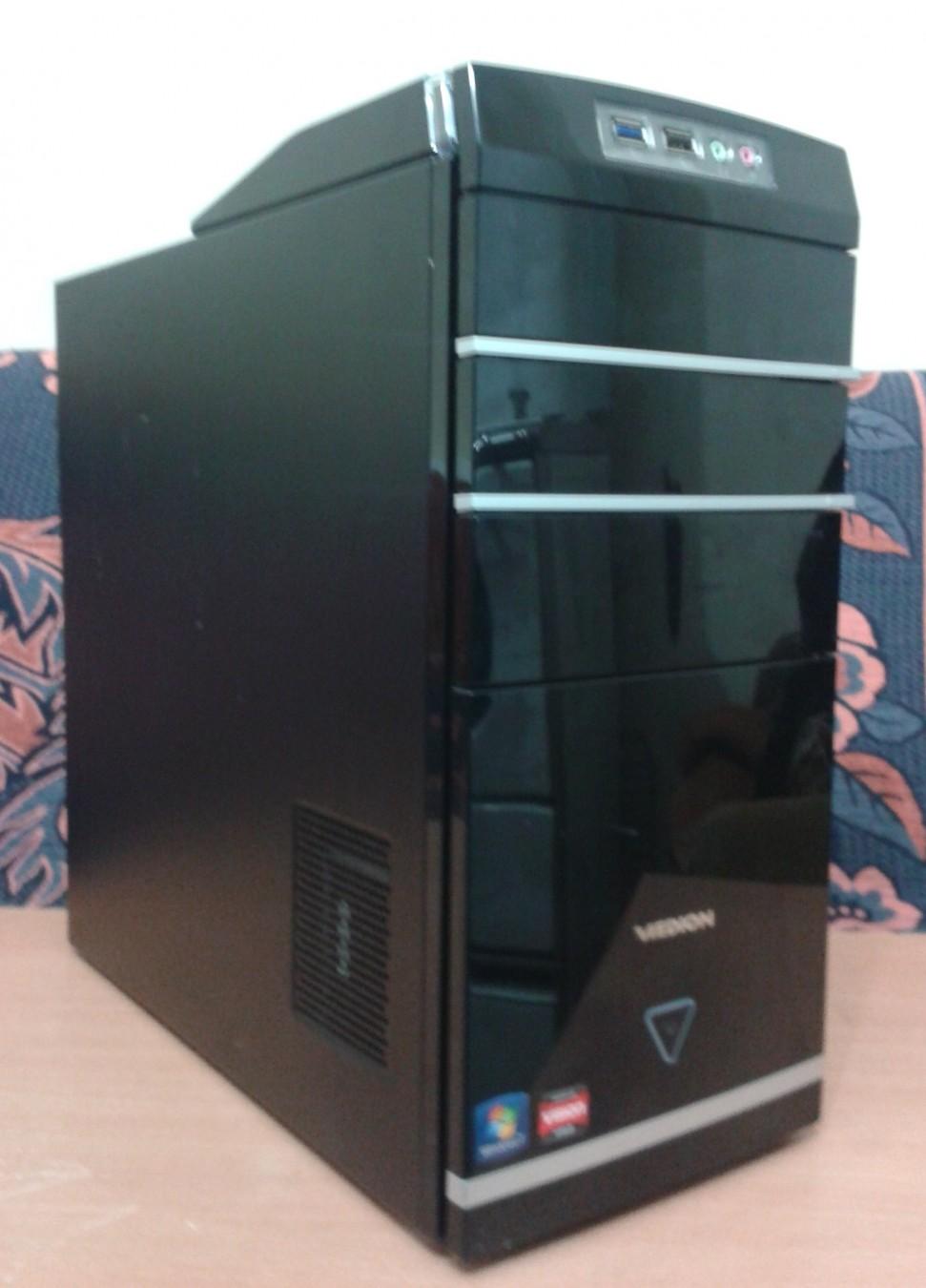PC MEDION MT14_AMD Athlon II X4 3.0GHz_1.5TB (41088525