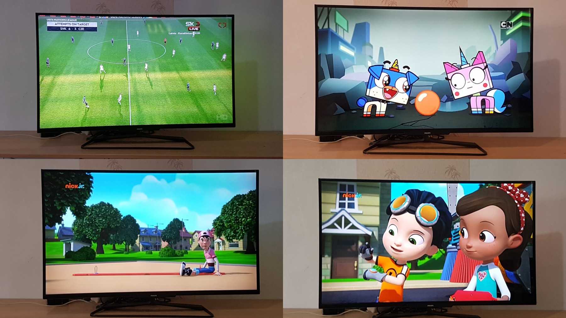 SMART tv PHILIPS 42 inca WIFI,miracast,3D,full hd,AMBI