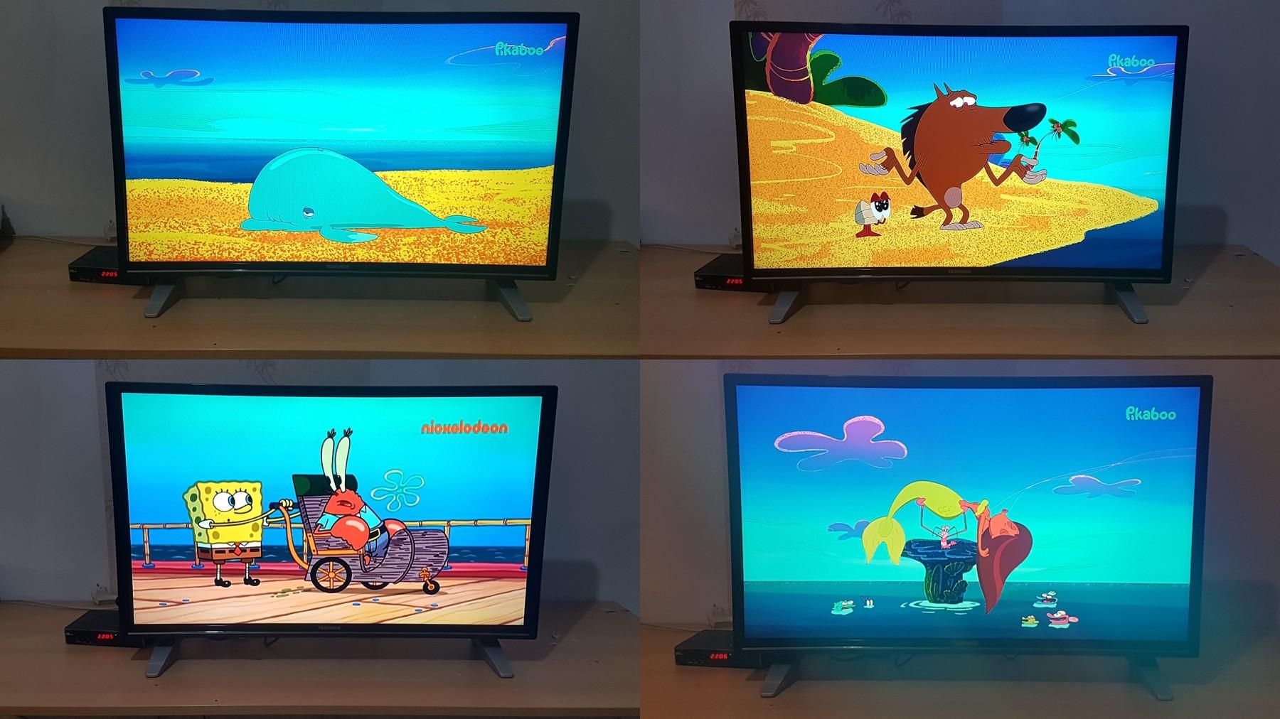 SMART tv TELEFUNKEN 32 inca HDMI,usb,200 HZ,youtube