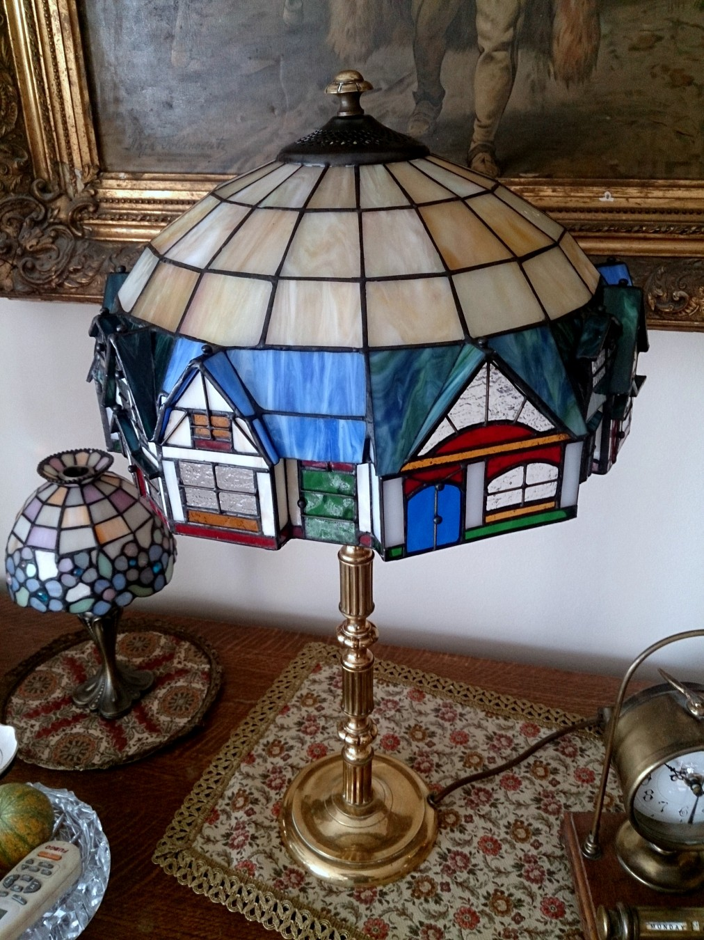 Velika Lampa Tiffany 62848881 Limundocom