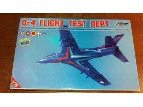 1/72 Lift Here! Galeb G4 Flight test dept