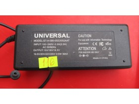 116. Adapter sa REGULACIJOM napona od 15V do 24V