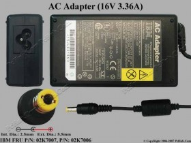 202.IBM Thinkpad Series AC Adapter zaLaptop
