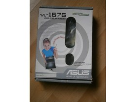 ASUS WL-167G USB WLAN ADAPTER