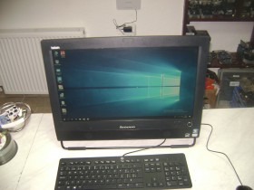 All in one Lenovo G630 2700mhz dual .4gb ddr3,500hdd 20