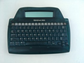 Alpha Smart 3000 Word Processing Computer