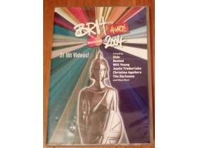 BRIT AWARDS 2004 -31 HIT VIDEOS DVD