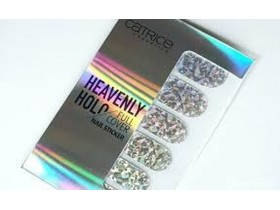CATRICE HEAVENLY HOLO FULL COVER