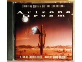 CD BREGOVIĆ - Arizona Dream (1993) 1. izdanje, NOV