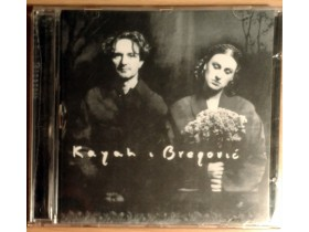 CD BREGOVIĆ - Kayah &;; Bregović (2002) MINT
