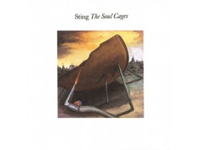 CD STING - Soul Cages (1991) PGP YU licenca, kao nov