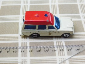 CORGI JUNIORS MERCEDES BENZ AMBULANCE BINZ 2200
