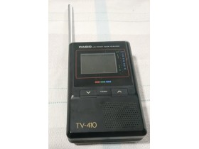 Casio TV-410 LCD Pocket Color Television
