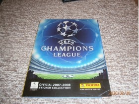 Champions league 2007/2008 - Pun album