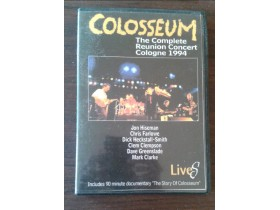 Colosseum - The complete reunion concert cologne