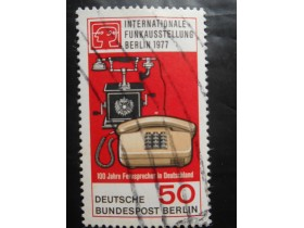 DEUTSKE BUNDESPOST BERLIN