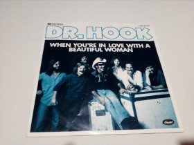 DR.HOOK - When you're in love... (SINGLE, Germany)