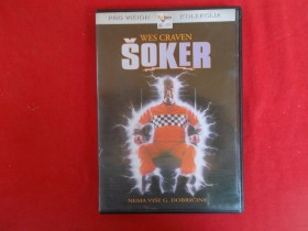 DVD - film Šoker
