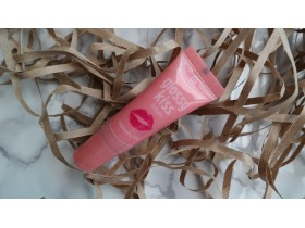 ESSENCE GLOSSY KISS RASPBERRY KISS