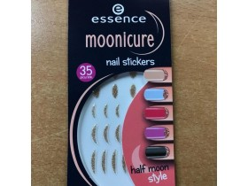ESSENCE NAIL STICKERS 01 HALF MOON GLAM