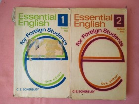 ESSENTIAL ENGLISH 1-2 FOR FOREIGN STUDENTS