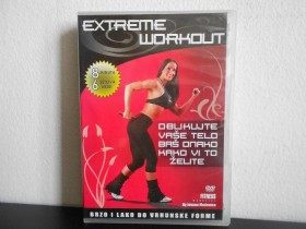 EXTREME WORKOUT by Jovana Medenica DVD