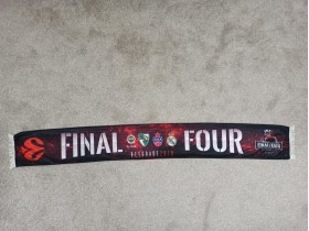 EuroLeague Final Four 2018 - BEOGRAD - SAL !!!