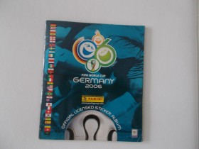 FIFA 2006 GERMANY WORLD CUP PUN ALBUM