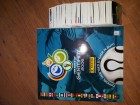Fifa 2006, Germany, Panini, Album + Nekompletan set