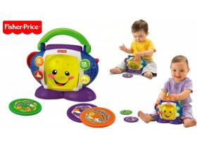 Fisher Price CD Player - Odlično!!!