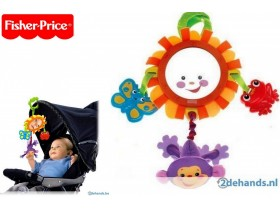 Fisher Price Muzicko visenamensko ogledalo