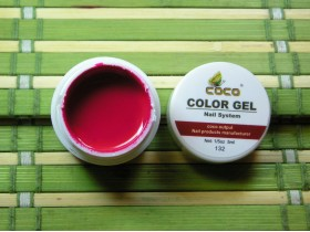 GEL U BOJI COCO od 5ml broj 132