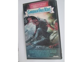 Garbage Pail Kids original VHS