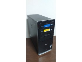 HP desktop AMD 5200+ 2,7ghz x2/4GB DDR2/250HD