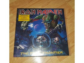 IRON MAIDEN - The Final Frontier - PICTURE DISC 2LP