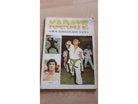 Karate, 1987, Album sa 90 slicica + 4 zive duple