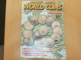 Katalog world coins 2004