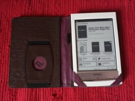 Kindle e-reader Sony PRS-T1