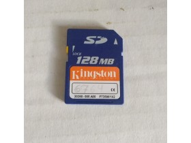 Kingston SD memorijska - 128mb