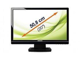 "MEDION P54023 MD 20346 20"" Widescreen LCD-mONITOR"