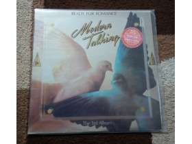 MODERN TALKING - THE 3rd ALBUM,READY FOR ROMANCE