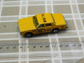 Majorette Yellow TAXI Car No 240 Chevrolet Impala