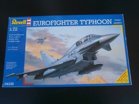 Maketa Eurofighter Typhoon twin seater, 1/72, Revell