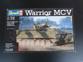 Maketa vozila WARRIOR MCV, 1/72, Revell