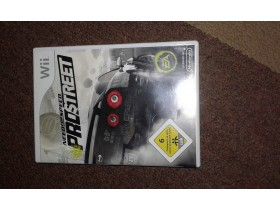 Nintendo Wii igrica Need For Speed