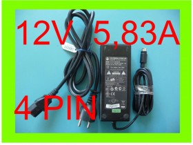 ORIGINAL LISHIN 4 PIN 12V 5,8A za monitor , tv , i drug