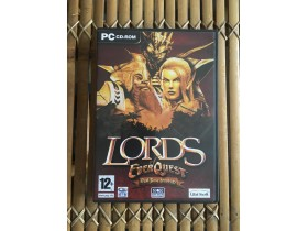 PC igrica - LORDS EVER QUEST - orginal
