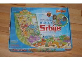 Pertini Interaktivna Mapa Srbije 82133515 Limundo Com