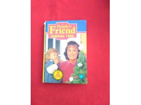 Peoples Friend  Annual 1986
