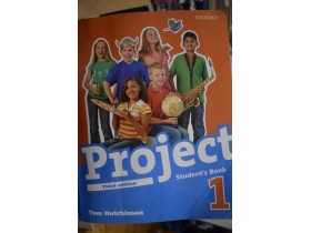 Project students book 1 third edition